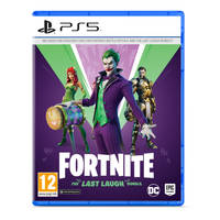 PS5 Fortnite: The Last Laugh Bundle