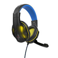 Steelplay HP-47 Cyberpunk Edition gaming headset