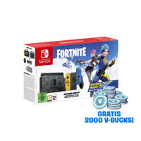 Nintendo Switch Fortnite Special Edition bundel