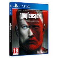 PS4 Wolfenstein Alt History Collection
