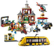 LEGO CITY 60271 MARKTPLEIN