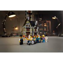 LEGO CREATOR 10273 SPOOKHUIS