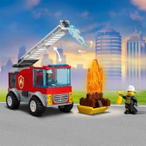 LEGO CITY 60280 LADDERWAGEN