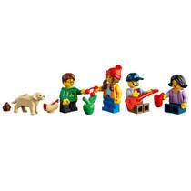 LEGO CITY 60291 MODERN FAMILIEHUIS