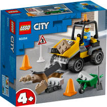LEGO City wegenbouwtruck 60284
