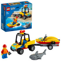 LEGO CITY 60286 ATV STRANDREDDING