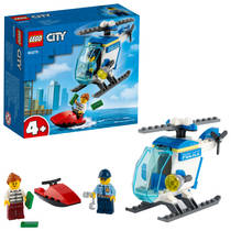 LEGO CITY 60275 POLITIEHELIKOPTER