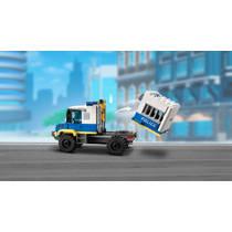 LEGO 60276 CITY POLITIE GEVANGENENTRANSP