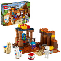LEGO Minecraft de handelspost 21167