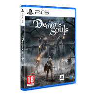 PS5 Demon's Souls remake
