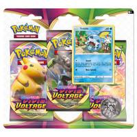 Pokémon TCG Sword & Shield Vivid Voltage booster blister