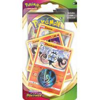 Pokémon TCG Sword & Shield Vivid Voltage blister Litwick + Lampent + Chandelure