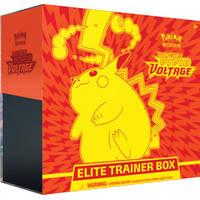 Pokémon TCG Sword & Shield Vivid Voltage Elite Trainer box