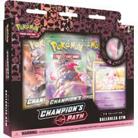 Pokémon TCG Champions Path pin collectie Ballonlea Gym