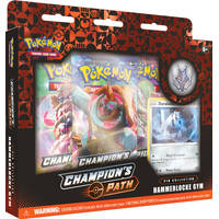 Pokémon TCG Champions Path pin collectie Hammerlocke Gym