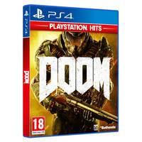 PS4 Hits Doom