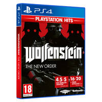 PS4 Hits Wolfenstein: The New Order