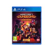 PS4 Minecraft Dungeons Hero Edition