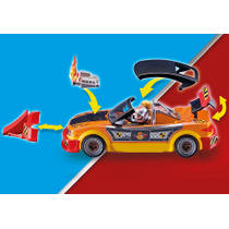 PLAYMOBIL 70551 STUNTSHOW CRASHCAR