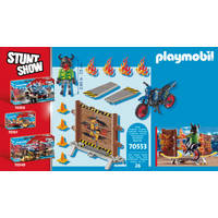 PLAYMOBIL 70553 STUNTSHOW MOTOR