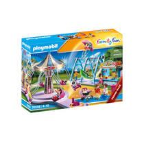 PLAYMOBIL Family Fun groot pretpark 70558