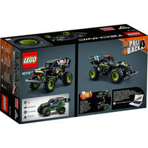 LEGO TECHNIC 42118 GRAVE DIGGER®