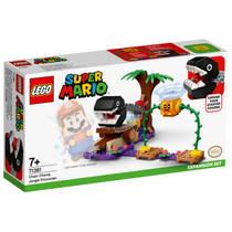 LEGO Super Mario uitbreidingsset Chain Chomp-junglegevecht 71381