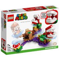 LEGO Super Mario uitbreidingsset Piranha Plant puzzeluitdaging 71382