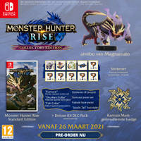 Nintendo Switch Monster Hunter: Rise Collector's Edition