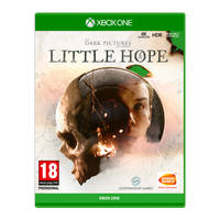 Xbox One The Dark Pictures Anthology: Little Hope