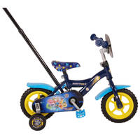 PAW Patrol kinderfiets - 10 inch - blauw