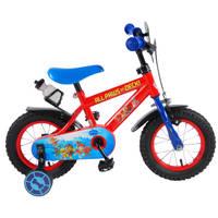 PAW Patrol kinderfiets - 12 inch - rood/blauw