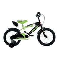 Volare Sportivo kinderfiets - 16 inch - neon groen/zwart