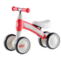 QPlay Cutey Ride loopfiets - 10 inch - roze