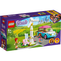 LEGO Friends Olivia's elektrische auto 41443