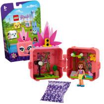 LEGO Friends Olivia's flamingokubus 41662
