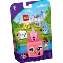 LEGO Friends Olivia's flamingokubus 41662