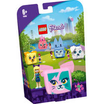 LEGO Friends Stephanies kattenkubus 41665