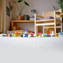 LEGO CLASSIC 11013 TRANSPARANTE STENEN