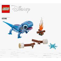 LEGO DP 43186 BRUNI DE SALAMANDER