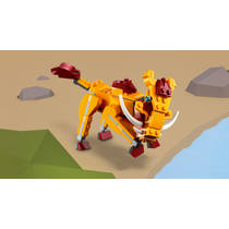LEGO CREATOR 31112 WILDE LEEUW