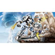 LEGO NINJAGO 71738 ZANE'S TITANIUM MECHA