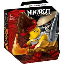 LEGO Ninjago epische strijd set Kai tegen Skulkin 71730