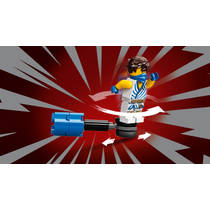 LEGO 71732 NINJAGO JAY VS SERPENTINE