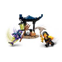 LEGO NINJAGO 71733 COLE VS SPOOKSTRIJDER