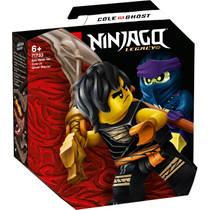 LEGO Ninjago epische strijd set Cole tegen Spookstrijder 71733