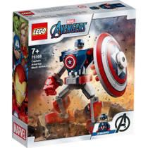 LEGO SH 76168 CPT AMERICA MECHAPANTSER