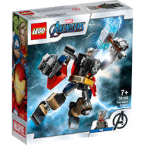 LEGO Marvel Super Heroes Thor mechapantser 76169
