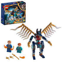 LEGO Marvel Super Heroes Eternals luchtaanval 76145