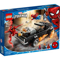 LEGO SH 76173 SPIDERMAN EN GHOSTRIDER